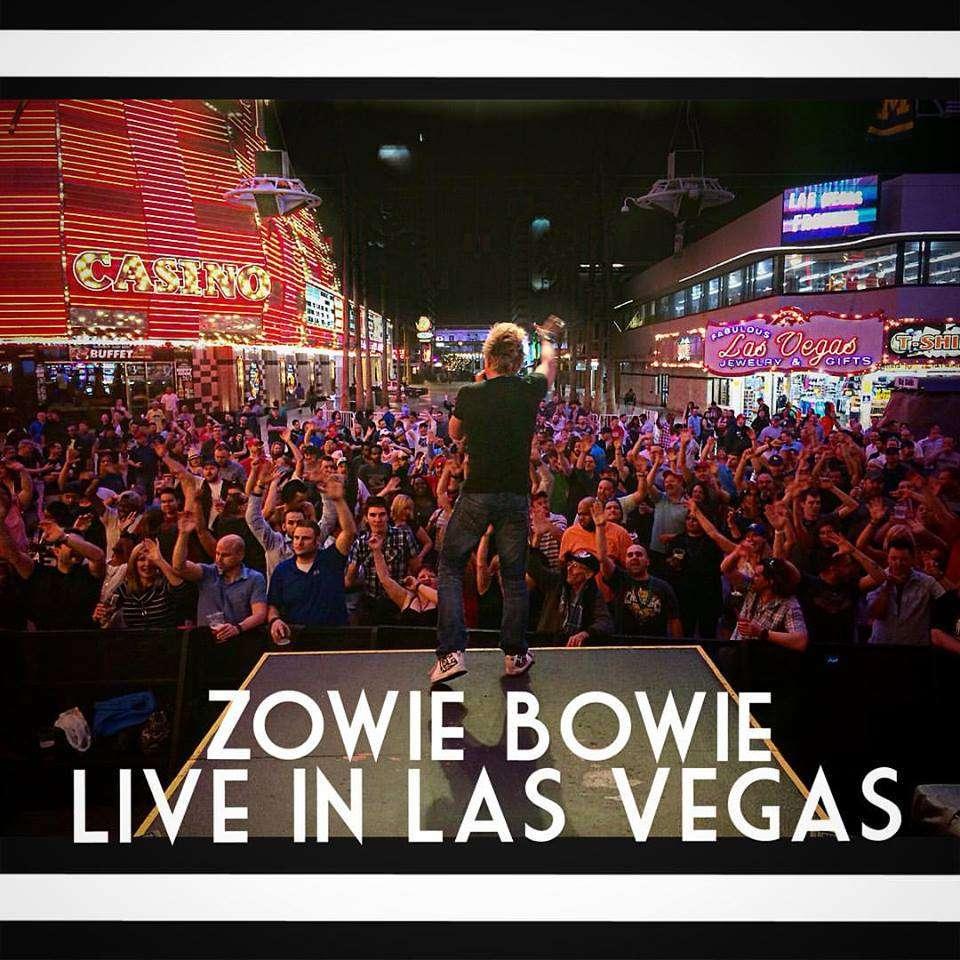 Zowe Bowie live